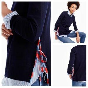 New J. Crew Merino Wool Sweater